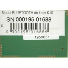 Moduł Bluetooth do kasy K10