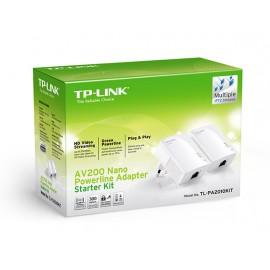 Nano transmiter sieciowy TP-LINK TL-PA2010KIT