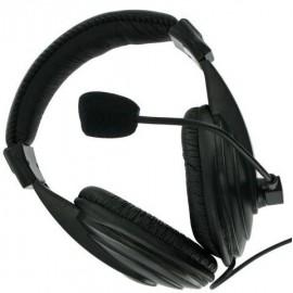 Słuchawki 4World z mikrofonem