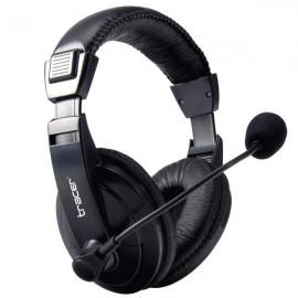 Słuchawki Tracer Explode Black TRASLU43289
